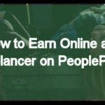 Earn online as freelancer on PeoplePerHour