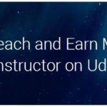 Teach and Earn Money as Instructor on Udemy