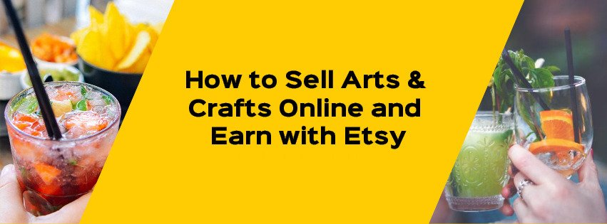 How to sell arts and crafts online with etsy for Free places to sell crafts online