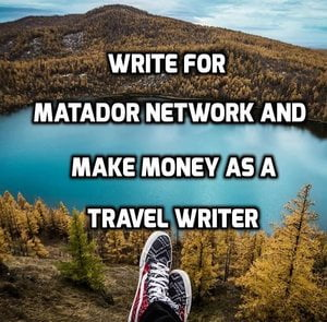 make money writing a travel blog