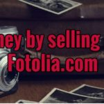 Make money by selling photos on Fotolia