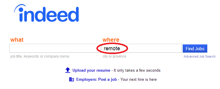 Remote Jobs on Indeed