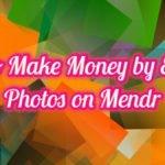 Make money by editing photos
