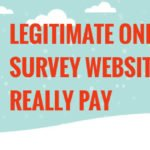 Legitimate online survey websites