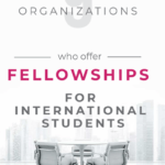 Fellowships for International Students