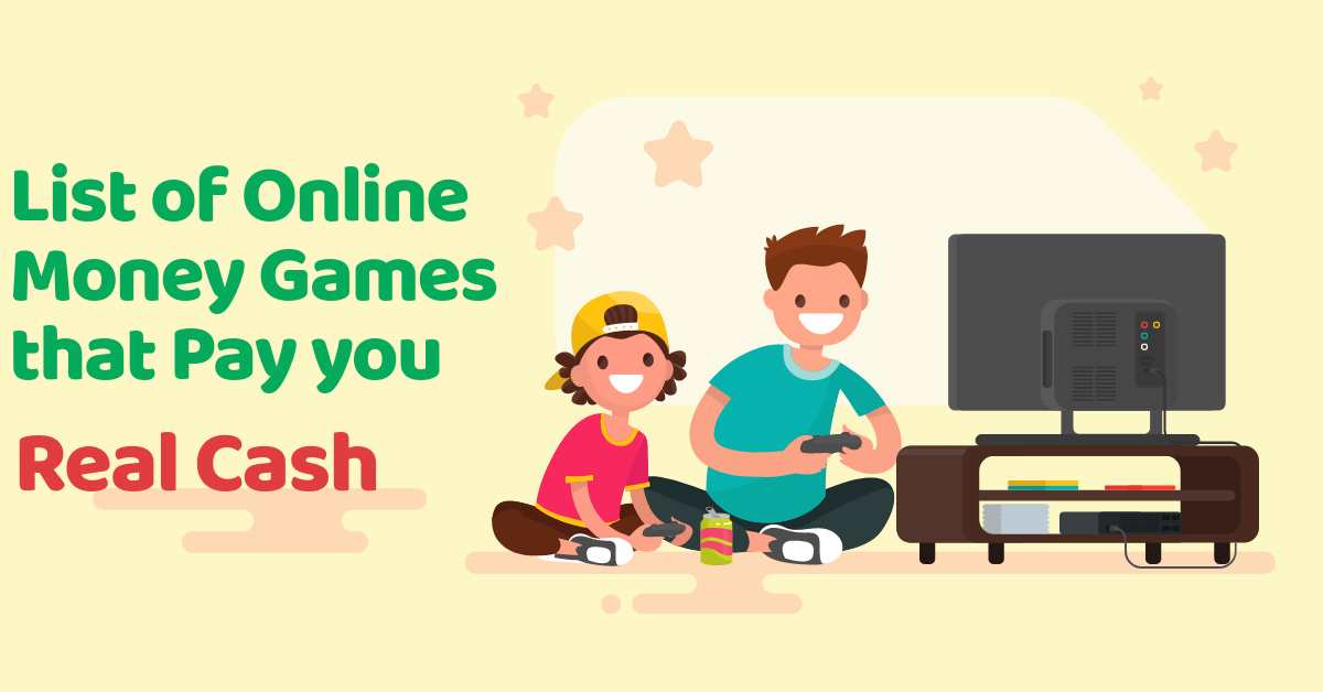 online money games