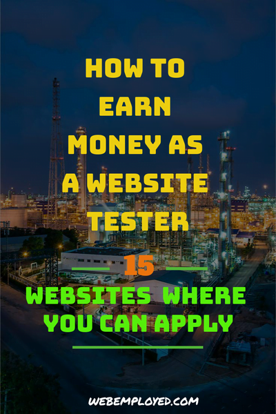 How to become website tester