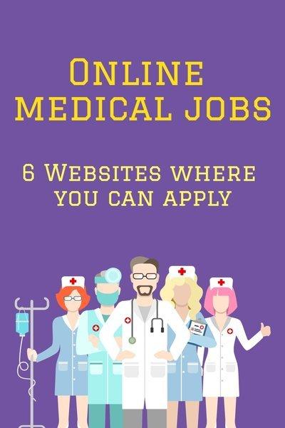 Online Jobs for Doctors