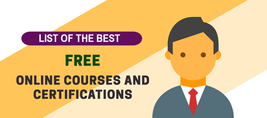 free courses and certifications