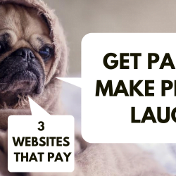 Make People Laugh and Get Paid 3 Fun Websites you can Join