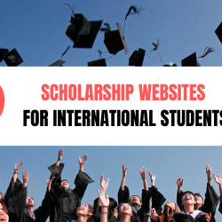 9 Scholarship Websites for International Students