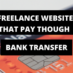 9 International Online Jobs that Pay via Bank Transfer