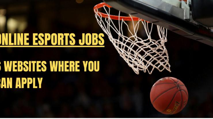 Online Esports Jobs