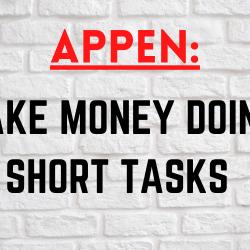 Appen Earn Money online working on Short Tasks