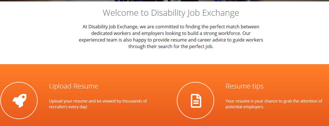 DisabilityJobExchange