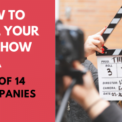 How to sell your tv show idea