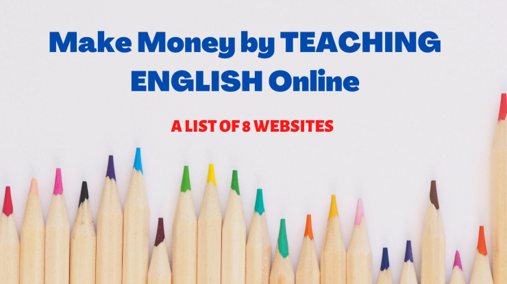 Earn money by teaching English online