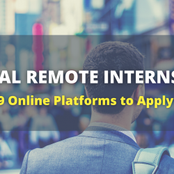 Global Remote Internships Platforms