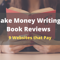 Make Money Writing Book Reviews
