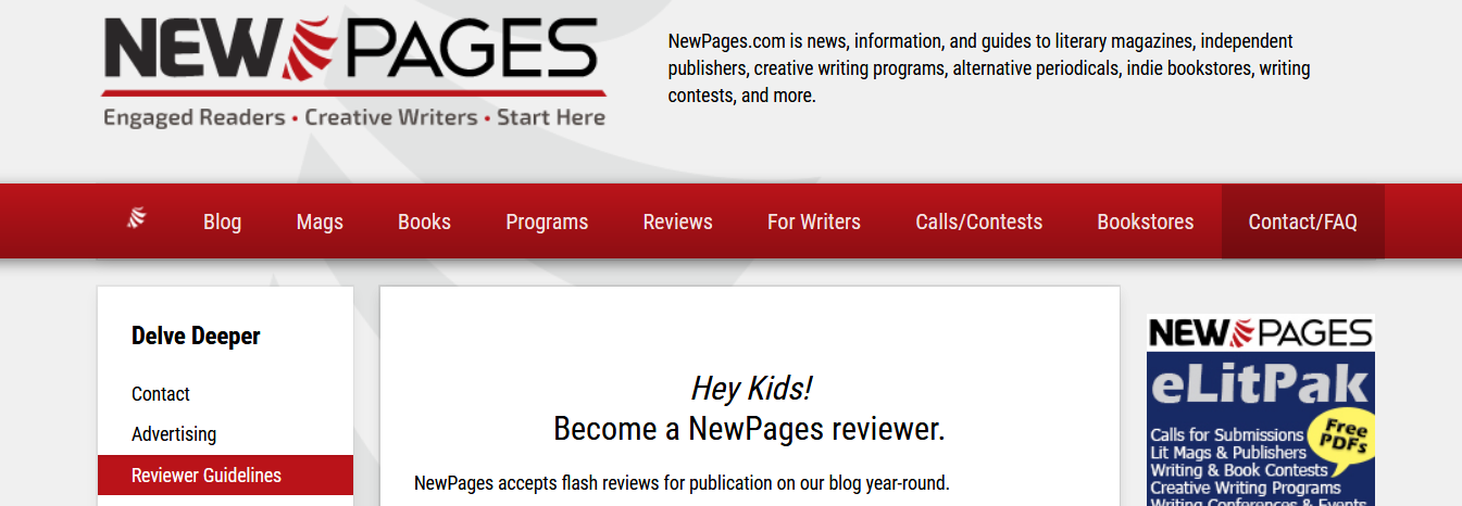 newpages reviews
