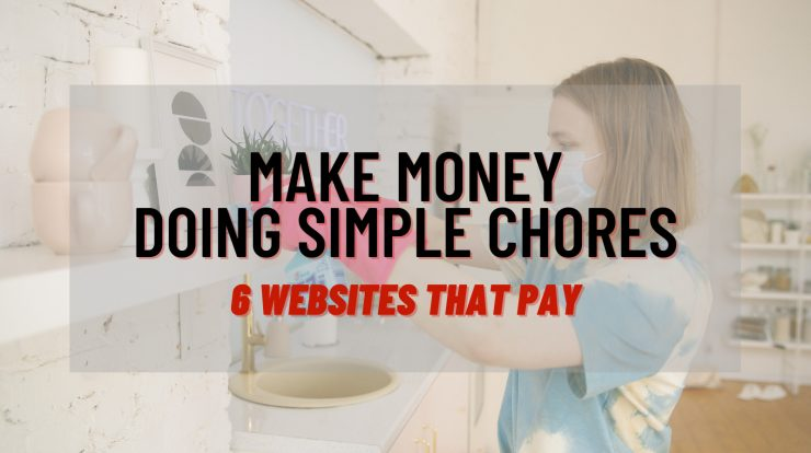 make money doing simple house chores