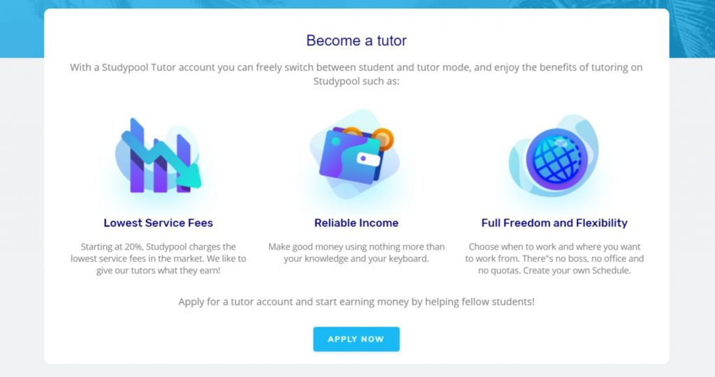 studypool how to become a tutor