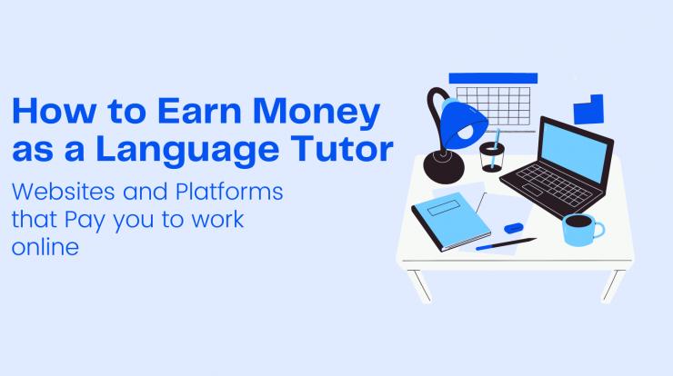 Work for Side hustle as Language Tutor