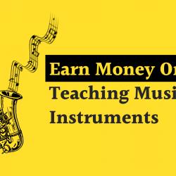 make money teaching music online
