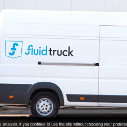 Rent out truck or cargo vehicle online
