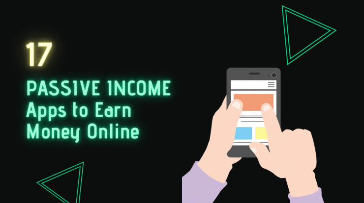 Passive Income apps for mobile and PC